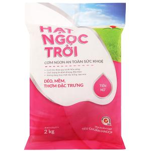 Gạo Hạt ngọc trời Tiên Nữ túi 2kg