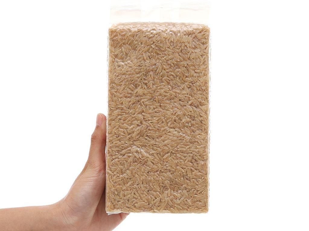 Gạo mầm Vibigaba hộp 1kg 8