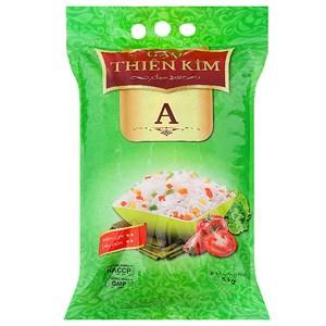 Gạo Thiên Kim A cao cấp 5kg