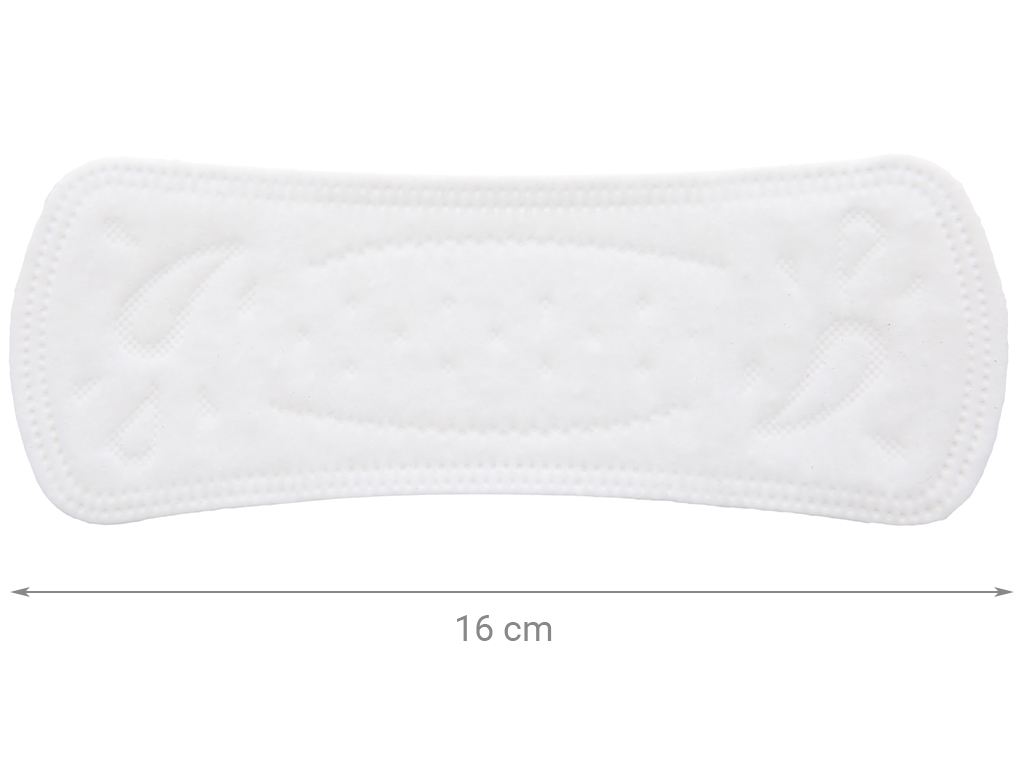 Băng vệ sinh hàng ngày Diana Sensi Slim mỏng nhẹ 20 miếng 11