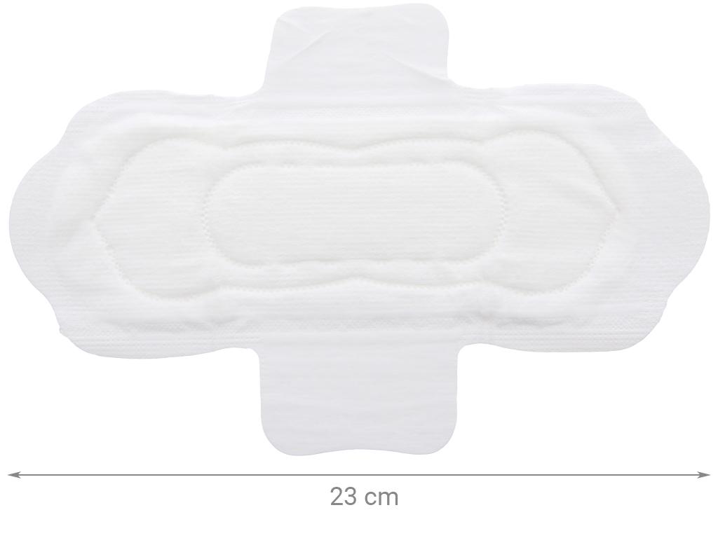 Băng vệ sinh Diana Libera Extra Dry siêu mỏng cánh 8 miếng 5