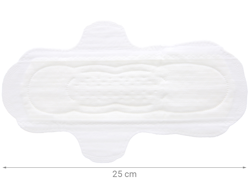 Băng vệ sinh Sofy Air Fit Slim siêu mỏng nhẹ cánh 8 miếng 25cm 10
