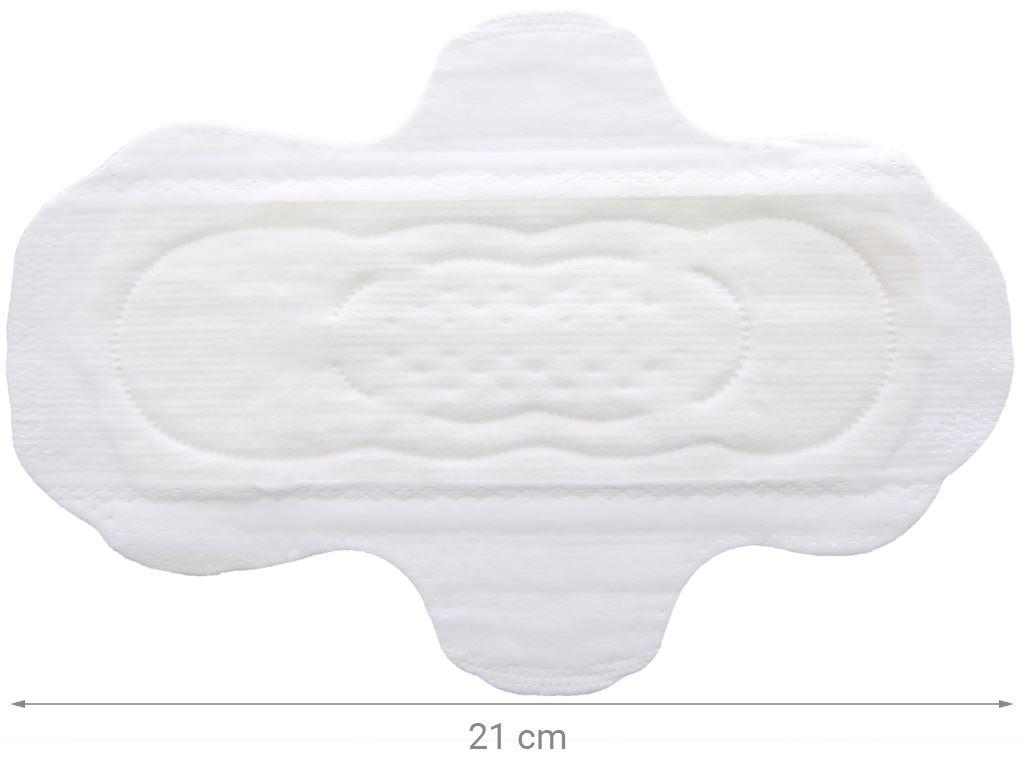 Băng vệ sinh Sofy Air Fit Slim siêu mỏng nhẹ cánh 8 miếng 21cm 10