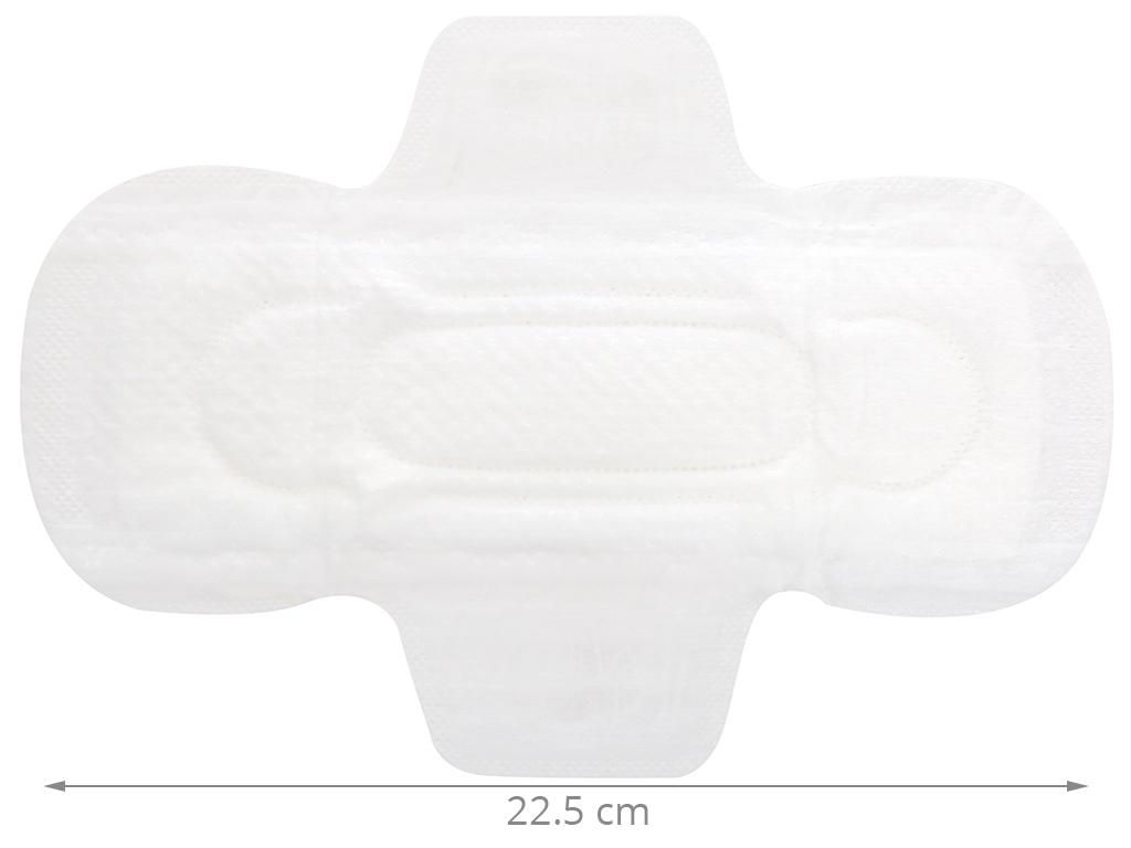 Băng vệ sinh Elis Extra Slim siêu mỏng cánh 18 miếng 11