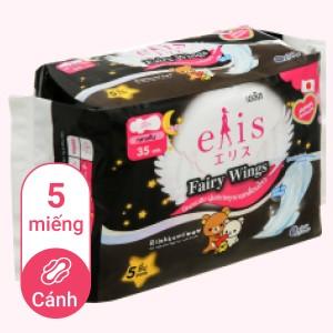 Ban đêm Elis Fairy Wings siêu thấm 5 miếng