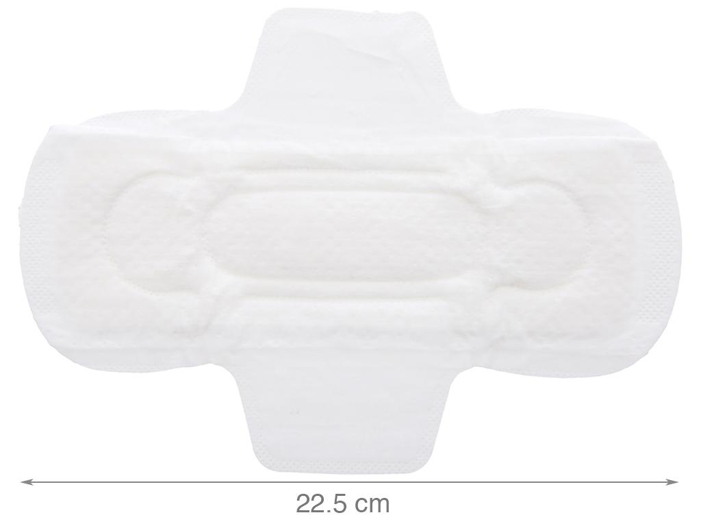 Băng vệ sinh Elis Fairy Wings siêu thấm có cánh 16 miếng 22.5cm 14