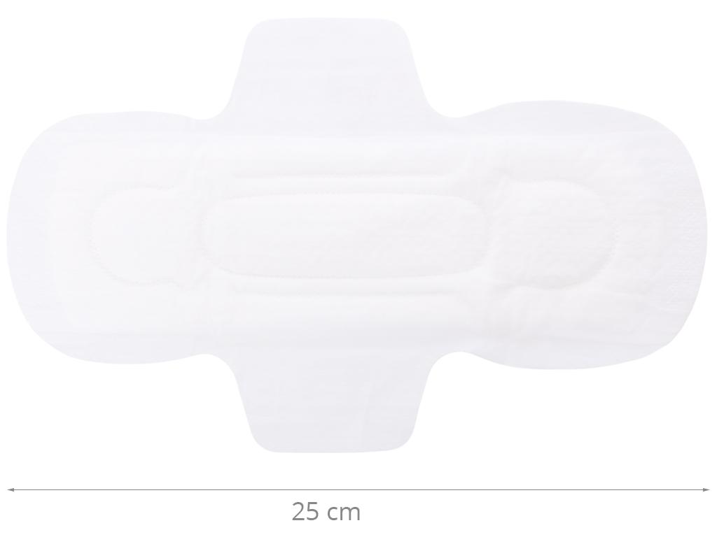 Băng vệ sinh Elis Fairy Wings siêu thấm có cánh 14 miếng 25cm 9