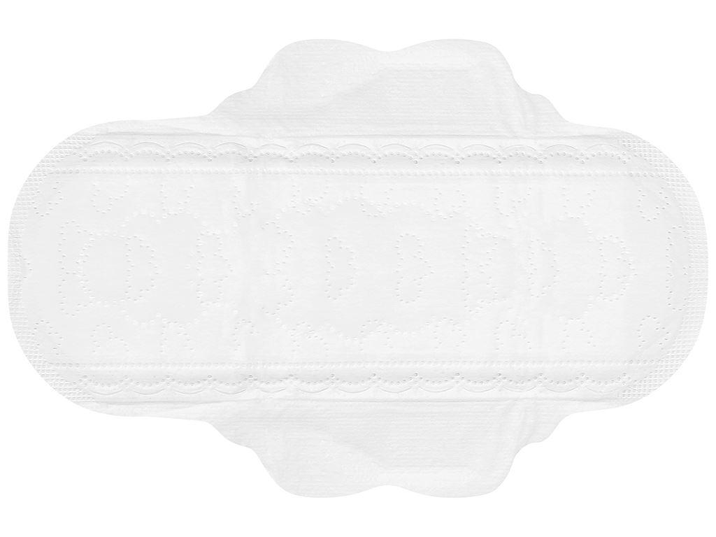 Băng vệ sinh Whisper Skin Love siêu thấm siêu mỏng cánh 5 miếng 10