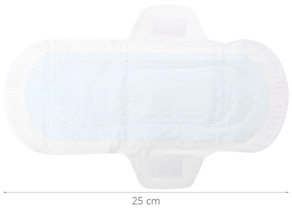 Băng vệ sinh Laurier Super Slimguard kháng khuẩn siêu siêu mỏng có cánh 14 miếng 4