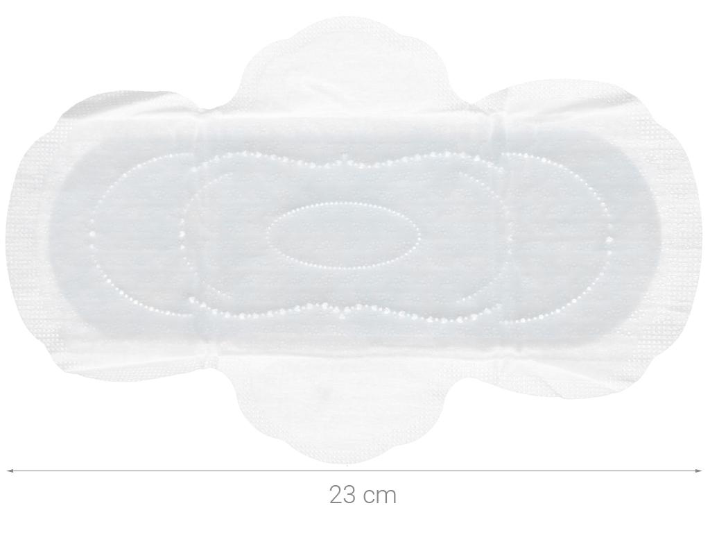 Băng vệ sinh Kotex thảo dược Cool siêu mỏng cánh 8 miếng 11
