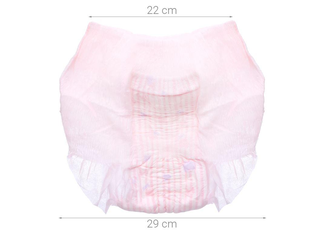 Băng vệ sinh Diana Sensi băng quần sie M-L 4