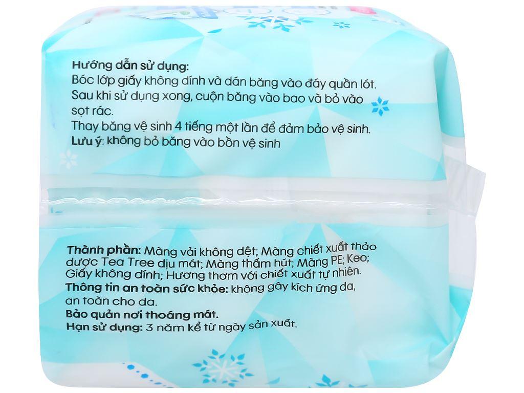 Băng vệ sinh hàng ngày Kotex Cool siêu mỏng 20 miếng 4