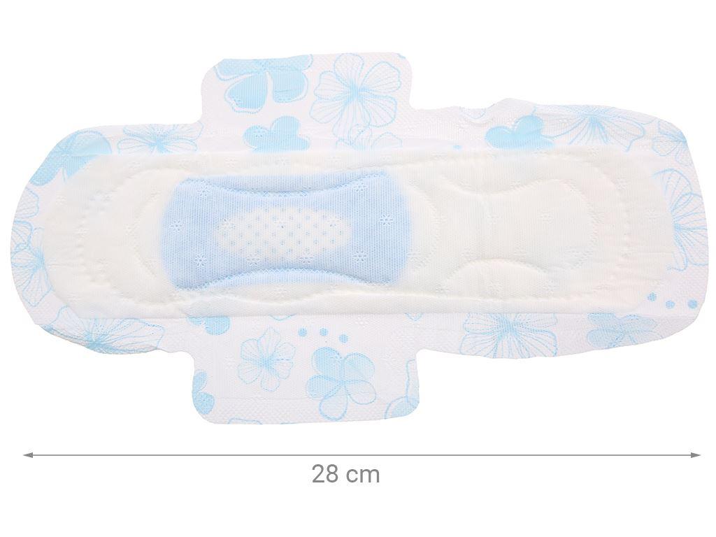 Băng vệ sinh ban đêm Kotex Style khô thoáng siêu mỏng 4 miếng 4