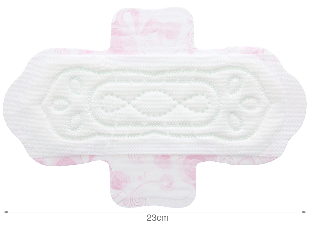 Băng vệ sinh Diana siêu thấm siêu mỏng cánh 8 miếng 5