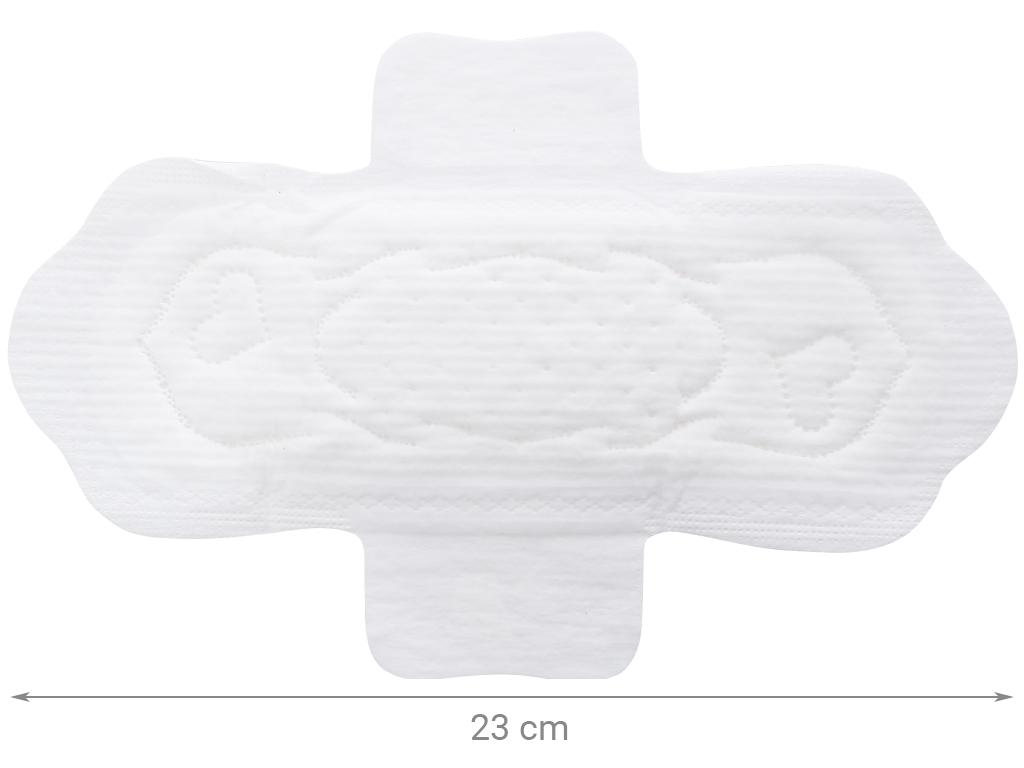 Băng vệ sinh Diana Sensi siêu mỏng cánh 8 miếng 10