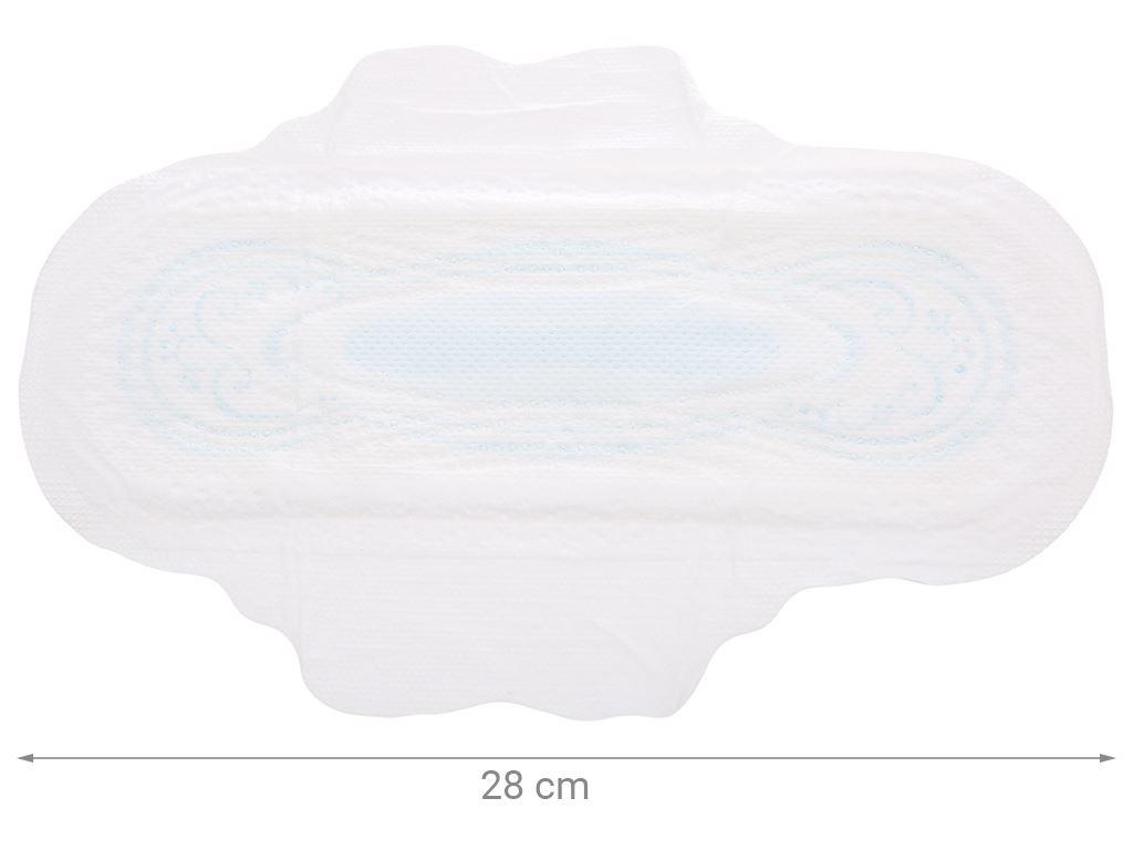 Băng vệ sinh Whisper Ultra Clean có cánh 10 miếng 4