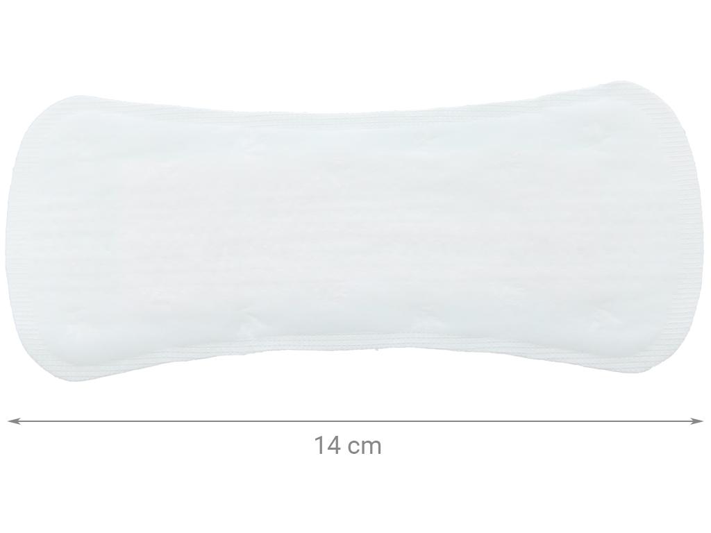 Băng vệ sinh hàng ngày Laurier Active Fit mềm mịn khô thoáng 20 miếng 5