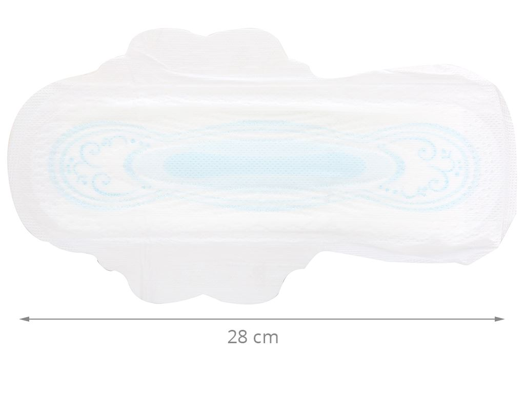 Băng vệ sinh Whisper Ultra Clean có cánh 5 miếng 4
