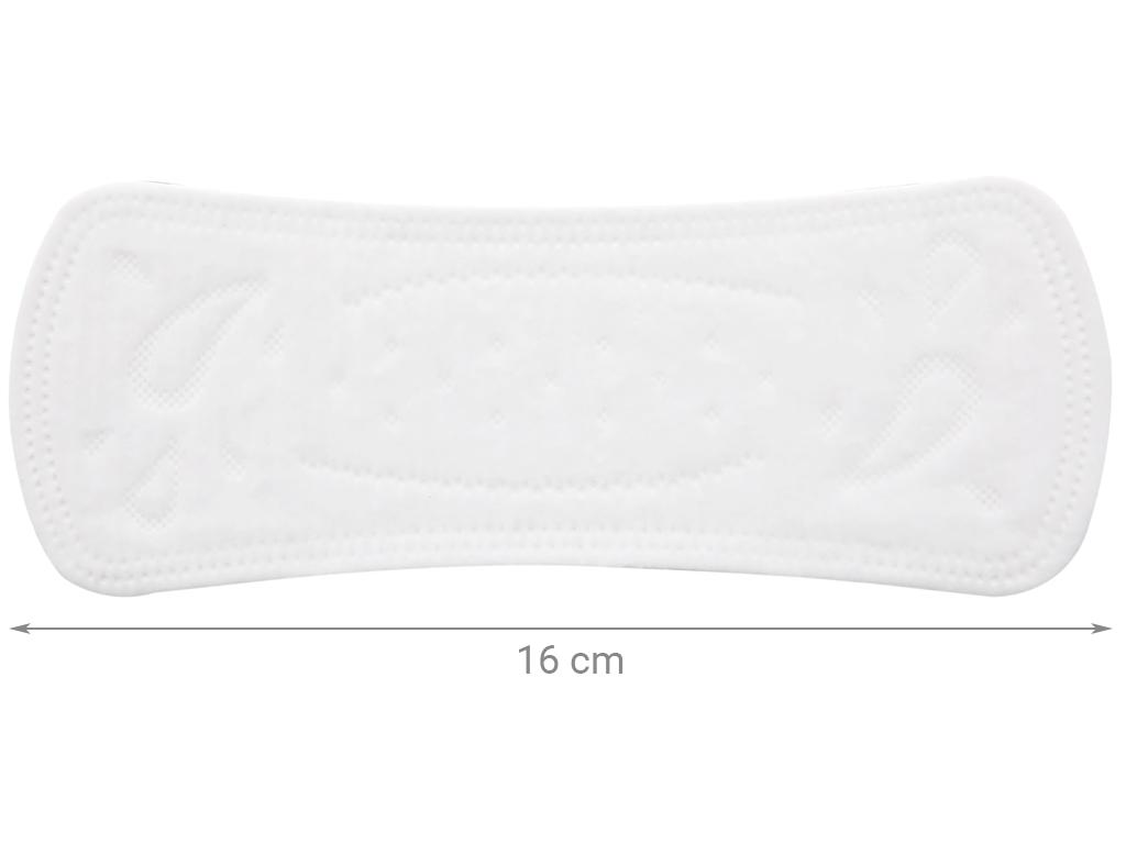 Băng vệ sinh hàng ngày Diana Sensi Slim mỏng nhẹ 40 miếng 7