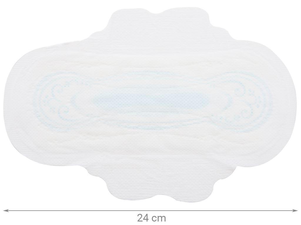 Băng vệ sinh Whisper Ultra Clean siêu thấm có cánh 18 miếng 5