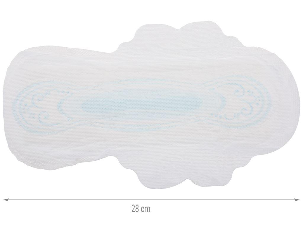 Băng vệ sinh Whisper Ultra Clean siêu thấm có cánh 16 miếng 5