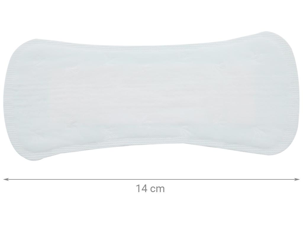 Băng vệ sinh hàng ngày Laurier Active Fit mềm mịn khô thoáng 40 miếng 5