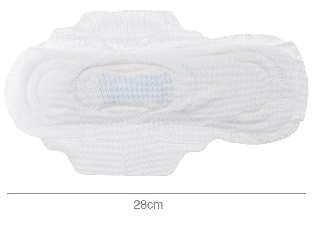 Băng vệ sinh ngày và đêm Whisper siêu bảo vệ 8 miếng 10