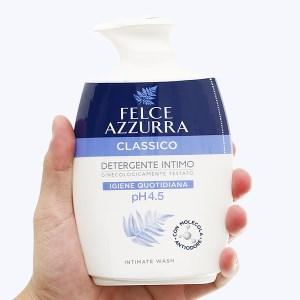 Dung dịch vệ sinh phụ nữ Felce Azzurra nước hoa 250ml