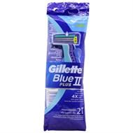 Dao cạo râu Gillette Blue II plus (2 cây)