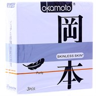 Okamoto Skinless Skin Purity