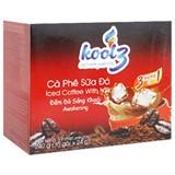 Cà phê hòa tan Kool 3 đậm đà sảng khoái 24g (10 gói)
