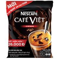 Cà phê đen hòa tan NesCafe Gold Blend gói 560g (35 gói)