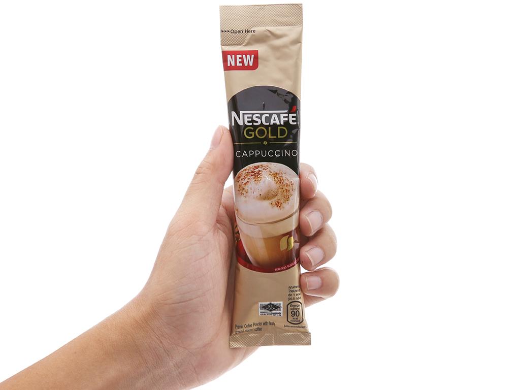 Cappuccino NesCafé Gold 205g 4