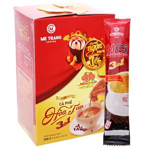 Cà phê sữa Mê Trang 3 in 1 288g