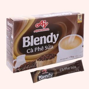 Cà phê sữa Blendy 170g (10 gói x 17g)