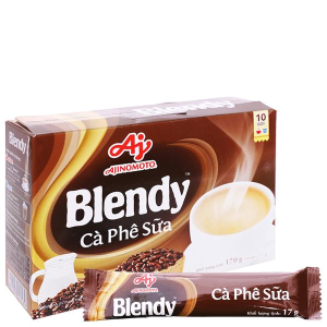 Cà phê sữa Blendy 170g