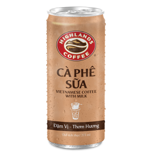 Cà phê sữa Highlands 235ml