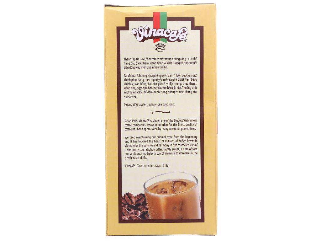 Cà phê sữa VinaCafé Gold Original 400g 2