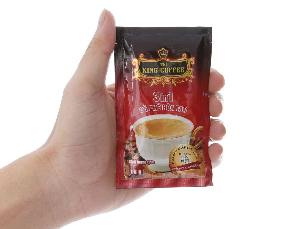 Cà phê sữa TNI King Coffee 3 trong 1 448g 4