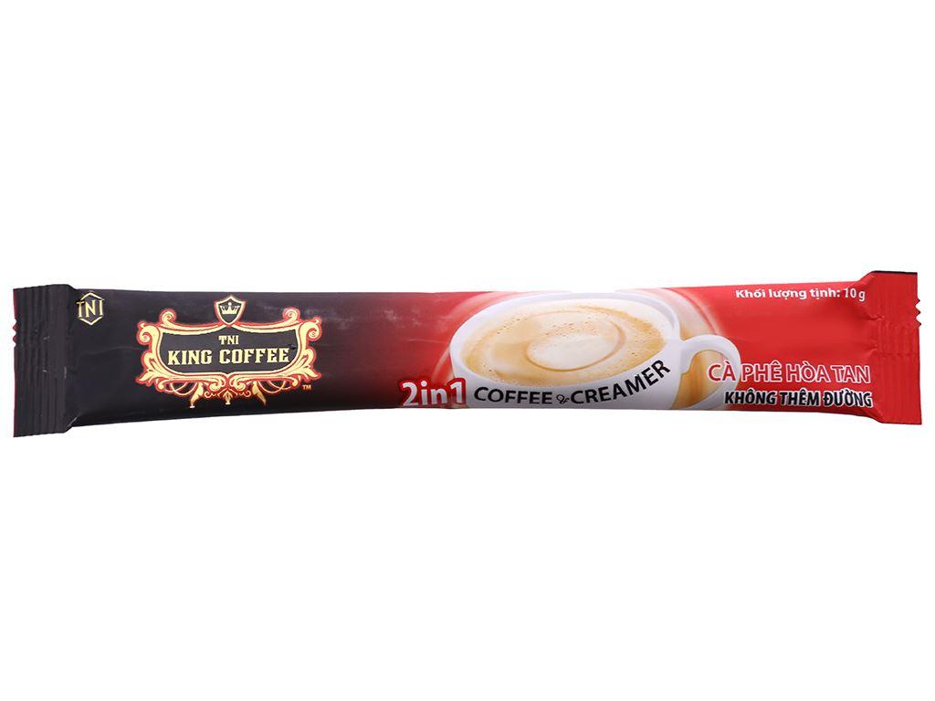 Cà phê sữa TNI King Coffee Coffee & Creamer 150g 4