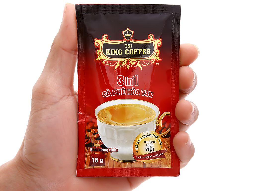 Cà phê hòa tan 3 trong 1 TNI King Coffee 320g 11