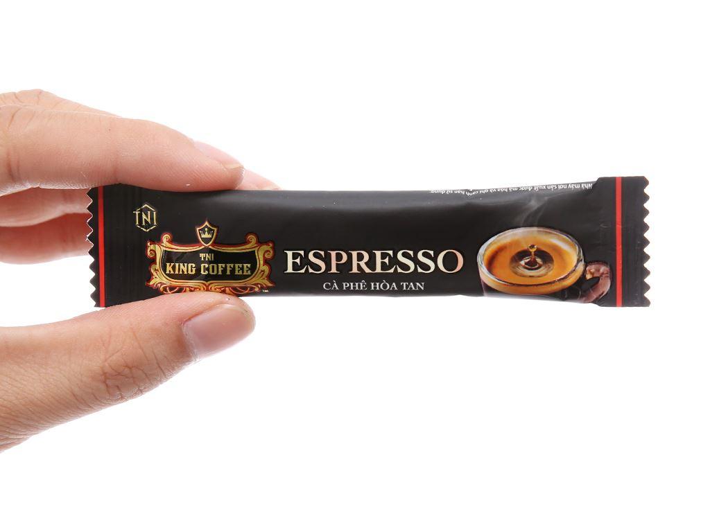 Cà phê đen TNI King Coffee Espresso 37.5g 4