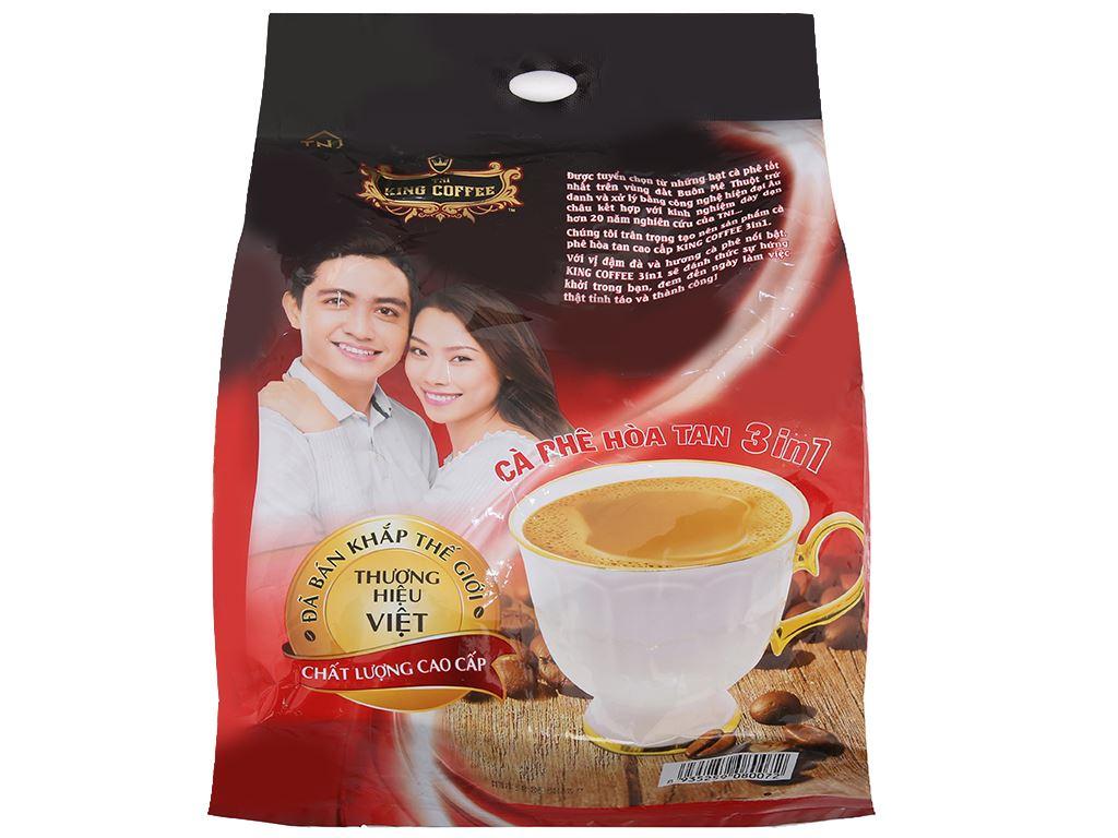 Cà phê sữa TNI King Coffee 3 in 1 720g 1