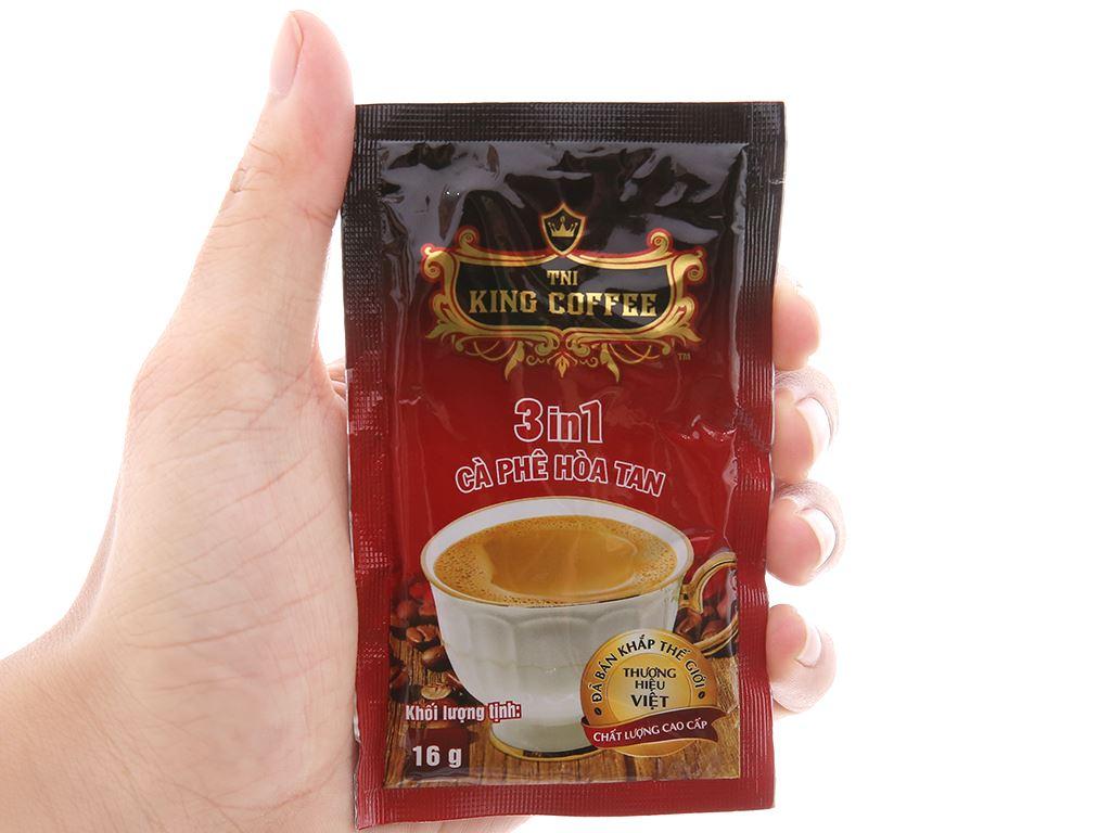 Cà phê sữa TNI King Coffee 3 in 1 720g 4