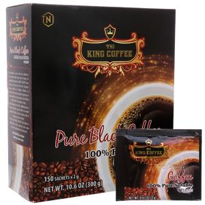 Cà phê đen hòa tan TNI King Coffee Pure Black Coffee 300g