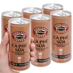 Cà phê hòa tan Highlands chính hãng giá tốt tại BachhoaXANH com