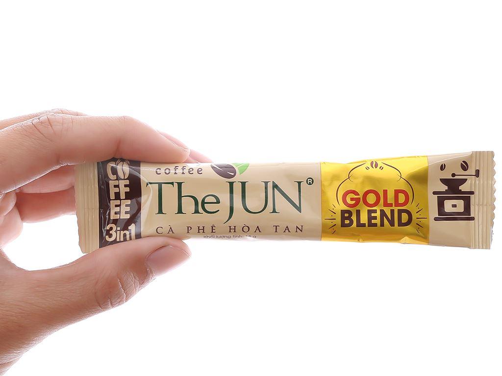 Cà phê sữa The JUN 3 in 1 252g 3
