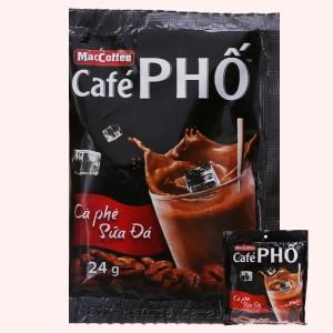 Cà phê sữa đá MacCoffee Café Phố 720g