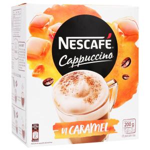 Cappuccino NesCafé vị caramel 200g