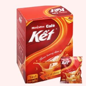 Cà phê sữa MacCoffee Cafe Kết 300g ( 15 gói x 20g )